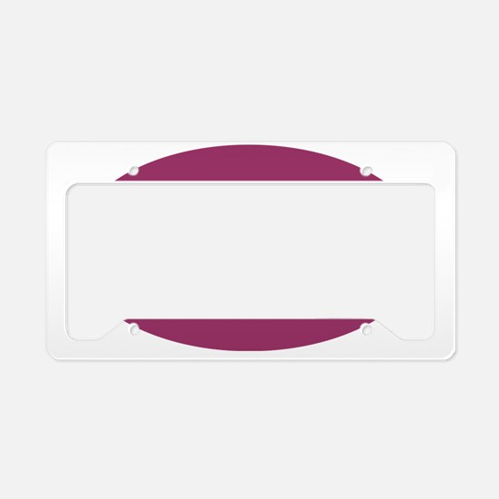 Jambo Prp for Wh License Plate Holder