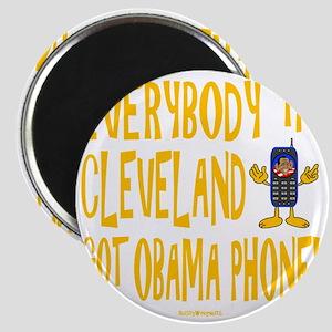 Obama Phone Magnet