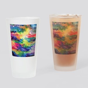 Cosmos Puzzle Drinking Glass
