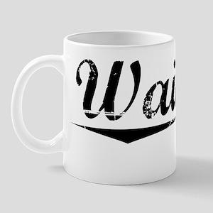 Waimea, Vintage Mug