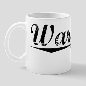 Warfield, Vintage Mug