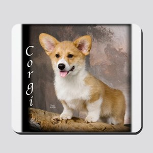 Pembroke Welsh Corgi Puppy Mousepad