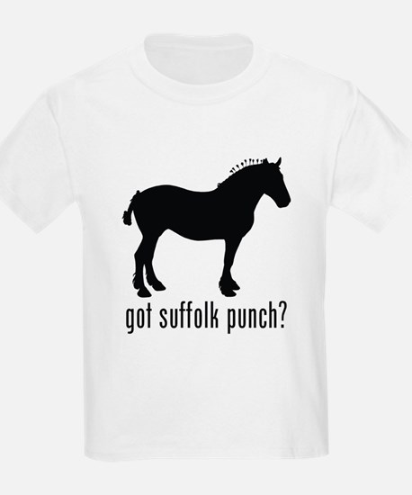 Suffolk Punch Kids T-Shirt