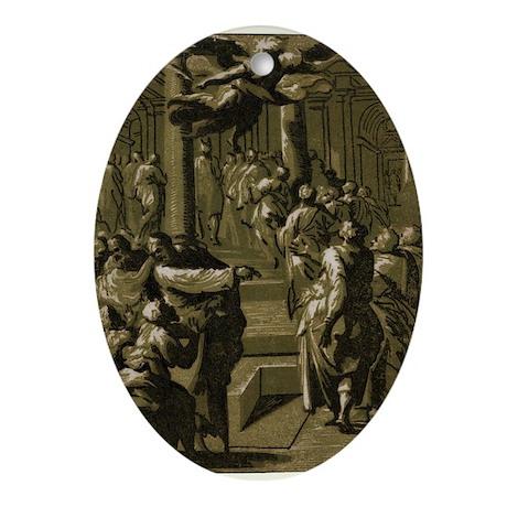 Christ healing the paralytic man - Giuseppi Niccol