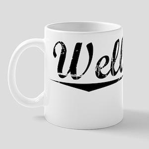Wellfleet, Vintage Mug