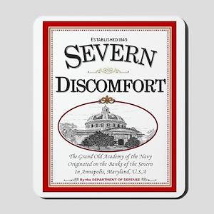 Severn Discomfort Mousepad