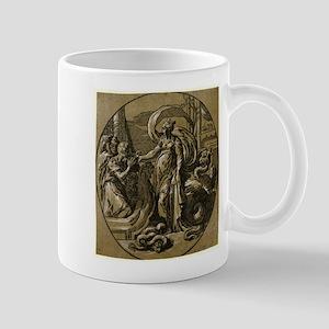 Circe - Ugo da Carpi - c1520 11 oz Ceramic Mug