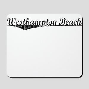 Westhampton Beach, Vintage Mousepad