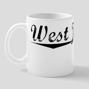 West Jordan, Vintage Mug