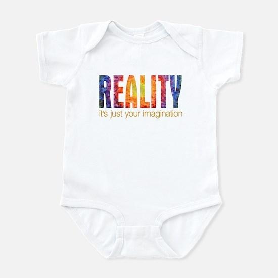 Reality Imagination Infant Bodysuit