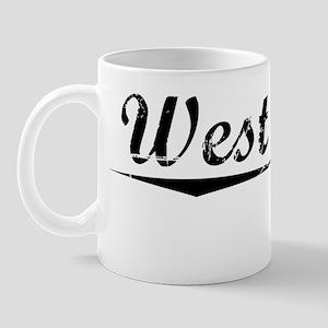 West Fork, Vintage Mug