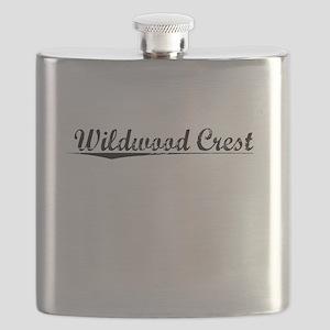 Wildwood Crest, Vintage Flask