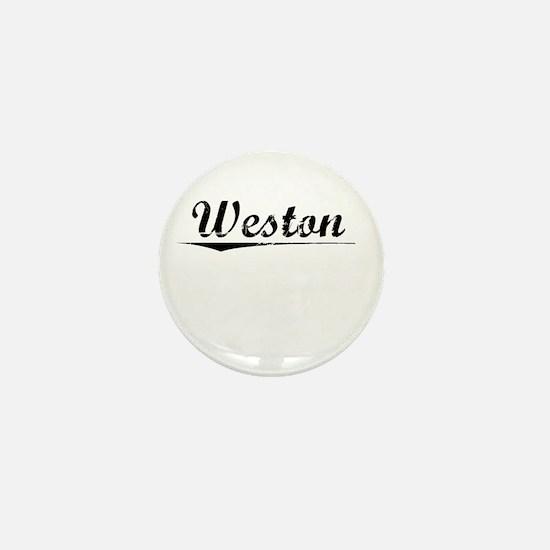 Weston, Vintage Mini Button