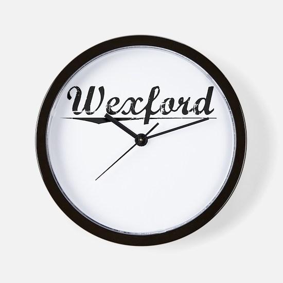 Wexford Vintage Wall Clock