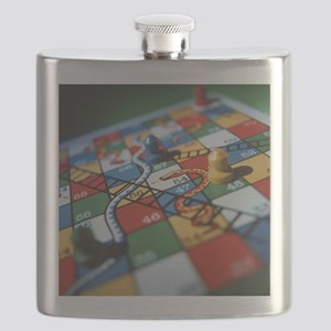 Snakes and ladders Flask