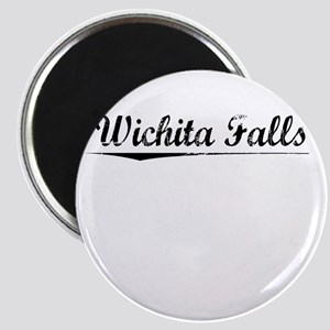 Wichita Falls, Vintage Magnet