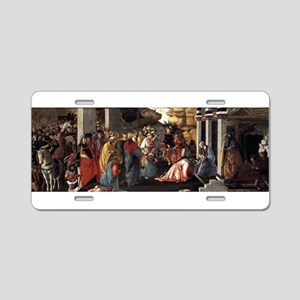 Adoration of the Magi - Botticelli Aluminum Licens
