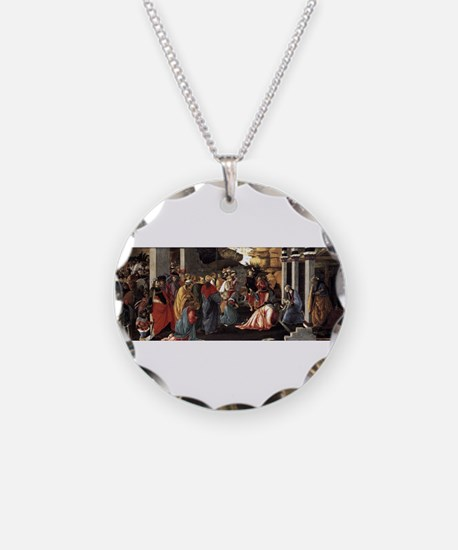 Adoration of the Magi - Botticelli Necklace