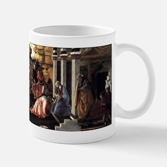 Adoration of the Magi - Botticelli Mug