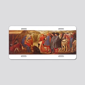 Adoration of the Magi - Masaccio Aluminum License