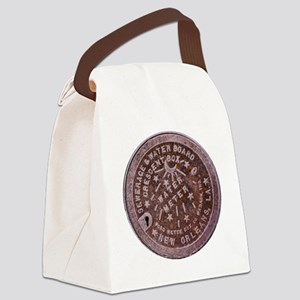 METERCOVER#4 Canvas Lunch Bag