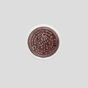METERCOVER#4 Mini Button