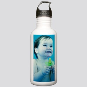 Smiling baby girl Stainless Water Bottle 1.0L