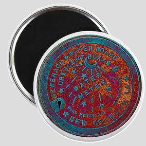 METERCOVER#1 Magnet