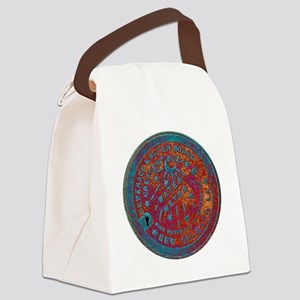 METERCOVER#1 Canvas Lunch Bag