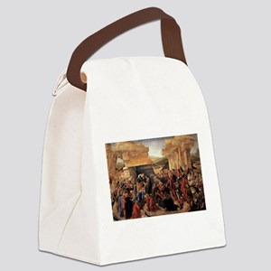 Adoration of the Magi 2 - Botticelli Canvas Lunch