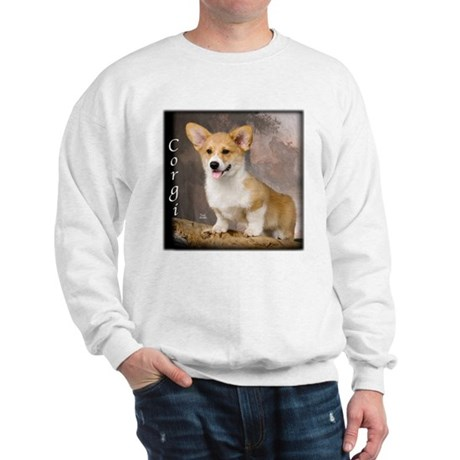 Pembroke Welsh Corgi Puppy Sweatshirt