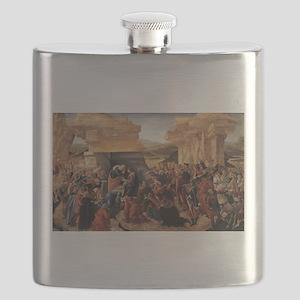 Adoration of the Magi 2 - Botticelli Flask