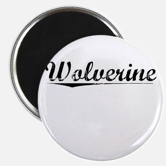 Wolverine, Vintage Magnet