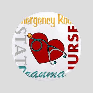 ER Nurse 35 Button