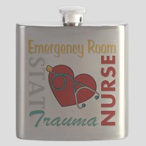 ER Nurse Flask