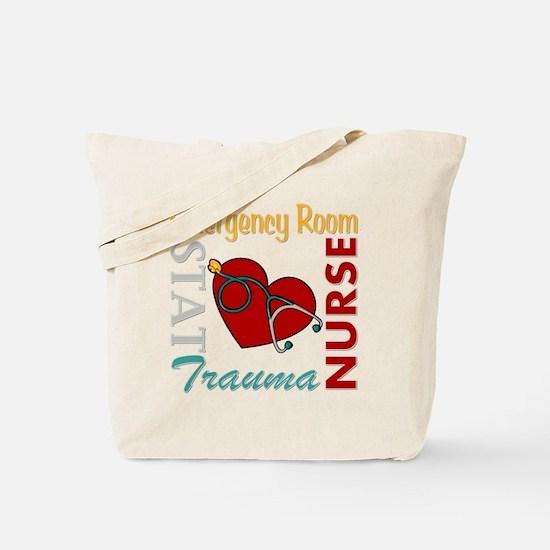 ER Nurse Tote Bag