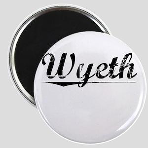 Wyeth, Vintage Magnet