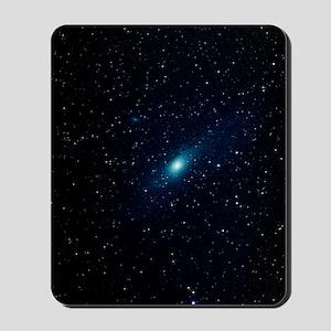 Andromeda Galaxy (M31, NGC 224) Mousepad
