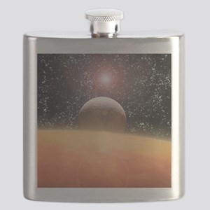 Alien planet Flask