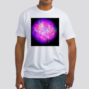 Abnormal mitosis Fitted T-Shirt