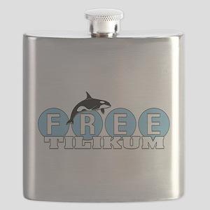 Free Tilikum Original Flask