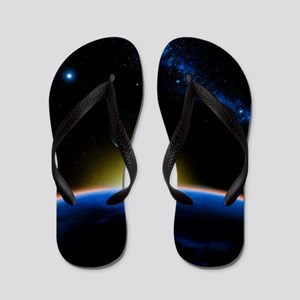 c55eea696a0 Artist s impression of the new moon fro Flip Flops