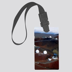 Aerial view of observatories at  Large Luggage Tag