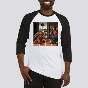 Cestello Annunciation - Botticelli Baseball Tee