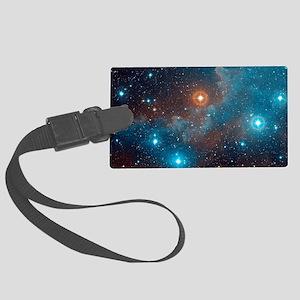 Alnilam nebula, NGC 1990 Large Luggage Tag