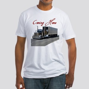 Coming Home Fitted T-Shirt