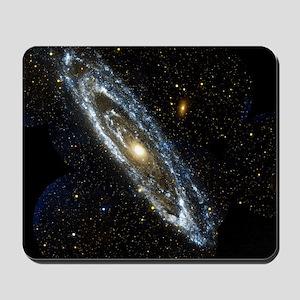 Andromeda Galaxy, UV image Mousepad