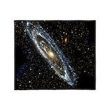 Astrophysics Fleece Blankets