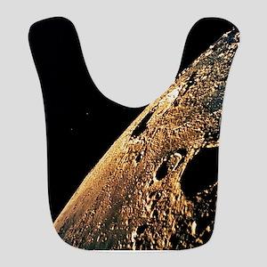 Apollo 12 photo of lunar horizon Bib