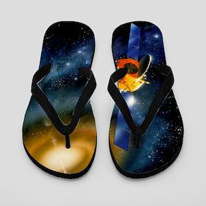 Artwork of Chandra X-ray Observatory Flip Flops